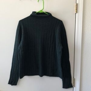 Madewell Evercrest Turtleneck Sweater Size XL NWT